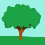 The Best Way to Draw a Tree in Inkscape