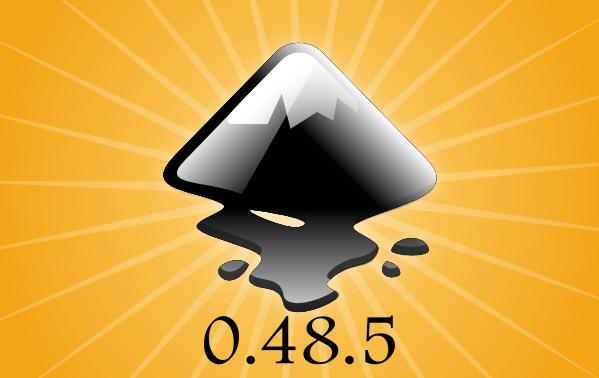 inkscape update 0.48.5