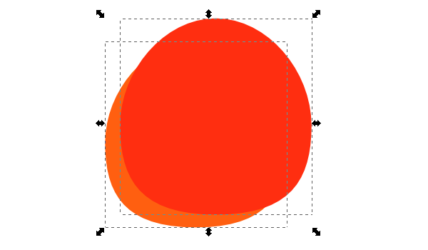 overlapping ovals