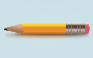 realistic pencil inkscape