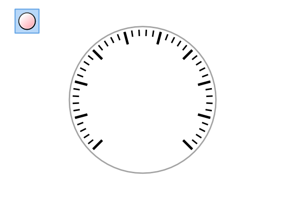 circle around ruler lines