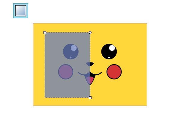 square crop pikachu