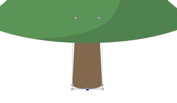 adjust trunk shape