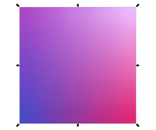 gradient mesh in inkscape
